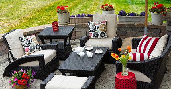 Colmar Home Center Outdoor Furniture